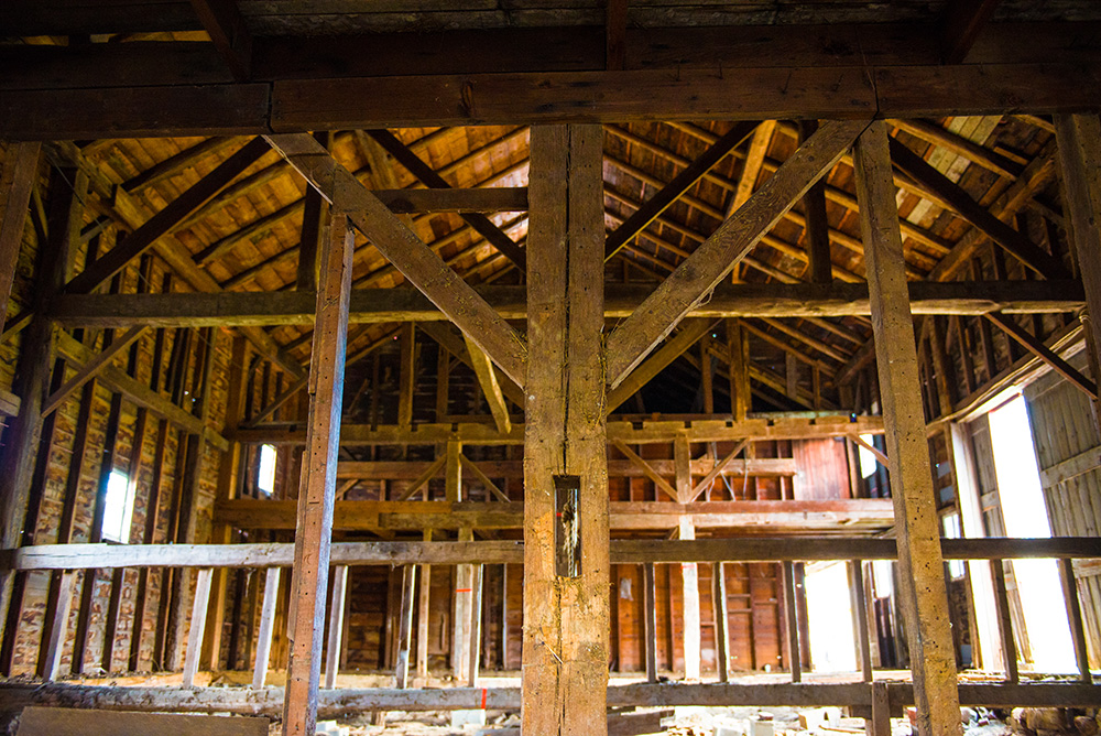 Historic Barn Restoration Lagonia Construction